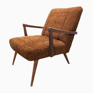 Mid-Century Scandinavian Modern Lounge Chair, 1950s