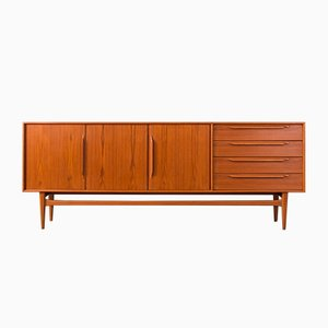 German Teak Sideboard from Heinrich Riestenpatt, 1960s