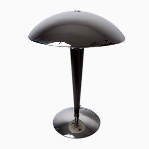 Vintage Tischlampe aus Stahl von Collins, 1980er