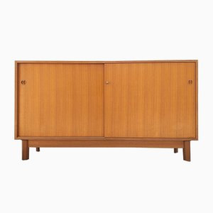 Mid-Century French Teak Buffet, 1960s