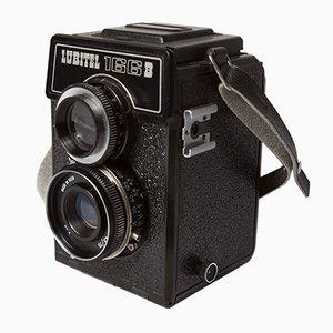 Silberne 166B Kamera von Lubitel, 1970er