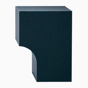 Taburete Arch 01.1 negro de Sam Goyvaerts para barh.design