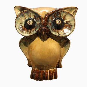 Vintage Ceramic Owl from Bondia