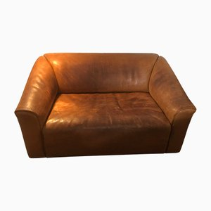 Leather DS47 Sofa from de Sede, 1970s