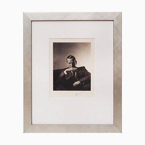 Handgefertigter Vintage Noel Coward Druck von Horst P Horst, 1936