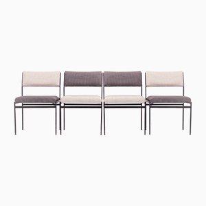 SM07 Japanese Series Esszimmerstühle von Cees Braakman für Pastoe, 1960er, 4er Set