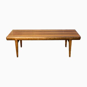 Mid-Century Danish Palisander Coffee Table, 1960s