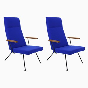 Model 1410 Armchairs by André Cordemeyer for Gispen, 1959, Set of 2