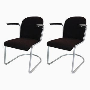 M-413 Side Chairs by Willem Hendrik Gispen for Gispen, 1953, Set of 2