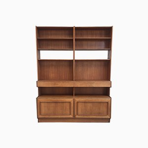 Vintage Teak Wall Unit from McIntosh, 1970s