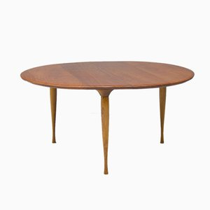 Mid-Century Danish Teak Coffee Table, 1950s