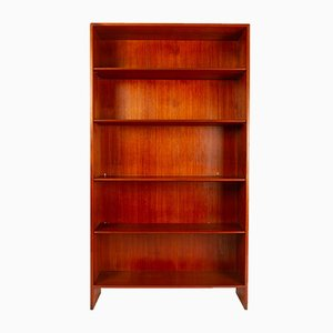 Vintage Danish Teak Bookcase by Hans J. Wegner for Ry Møbler, 1958