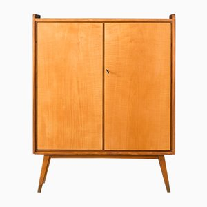 German Ash and Walnut Dresser from WK Möbel, 1950s