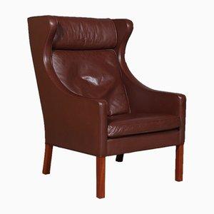 Dänischer Vintage Sessel von Børge Mogensen für Fredericia, 1990er