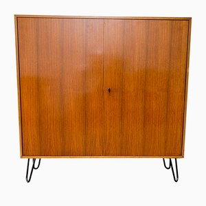 Mid-Century German Walnut Cabinet, 1960s