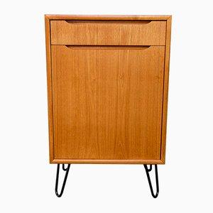 Mid-Century Narrow Teak Dresser, 1960s