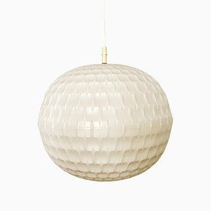 Mid-Century German Plastic Ceiling Lamp from Erco, 1960s