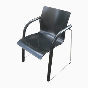 German Model S320 Desk Chair by Ulrich Boehme for Thonet, 1980s, Set of 2