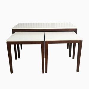 Tables Gigognes en Teck par Richard Hornby, 1960s