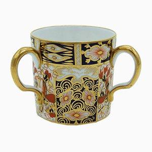 Antike Porzellantasse von Royal Crown Derby