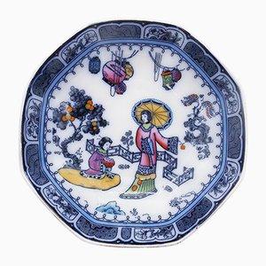 Cuenco vintage de cerámica de Losol Pottery, años 20