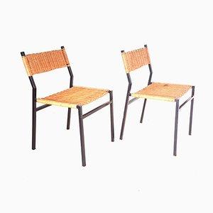 Chaises SE41 par Martin Visser pour 't Spectrum, 1960s, Set de 2