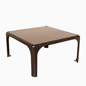 Table d'Appoint Vintage en Plastique de Artemide, Italie, 1960s