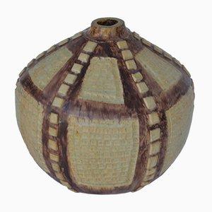 Mid-Century Ceramic Vase from Krystyna Czelny, 1960s