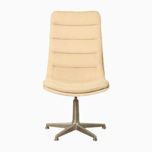 Vintage Sessel mit Gestell aus Aluminium vonGeoffrey Harcourt für Artifort, 1960er