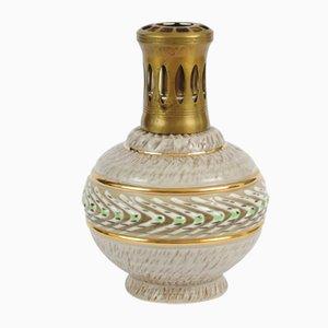 Vintage Lampe von Gres Breugnot für Lampe Berger, 1960er