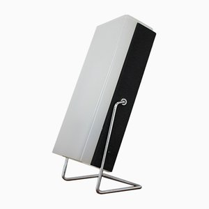 Metal and Plexiglas Table Lamp by Josef Hurka for Lidokov, 1970s