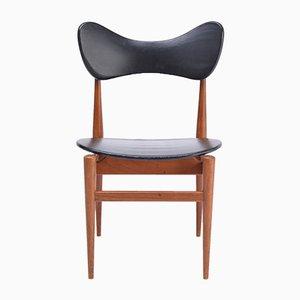 Chaise d'Appoint Papillon Modèle 329 par Inge & Luciano Rubino pour Sorø Stolefabrik, Danemark, 1960s