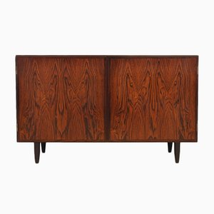 Danish Rosewood and Veneer Cabinet from Omann Jun, 1970s