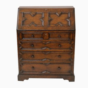 Antique English Secretaire, 1920s