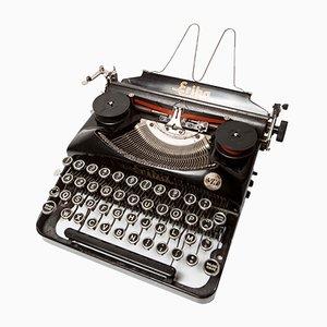 Máquina de escribir vintage, años 30