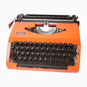 Máquina de escribir vintage, años 70
