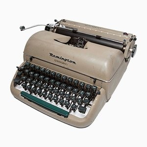 Mid-Century Typewriter, 1950s