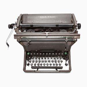 Máquina de escribir vintage de Underwood, años 30