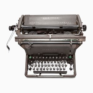 Vintage Typewriter from Underwood, 1930s