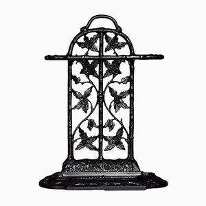 Antique Cast Iron Umbrella Stand