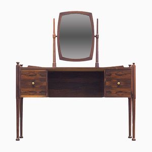 Mid-Century Danish Rosewood Dressing Table, 1960s