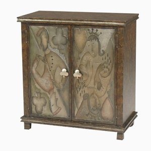 Credenza in stile Art Deco di Lam Lee Group, anni '80