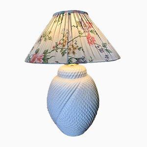 Lámparas de mesa italianas de cerámica de Tommaso Barbi, 1977. Juego de 2