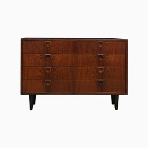 Danish Rosewood and Veneer Dresser by Svend Langkilde, 1960s