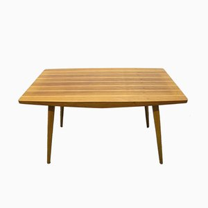 Mid-Century Veneered Coffee Table, 1950s