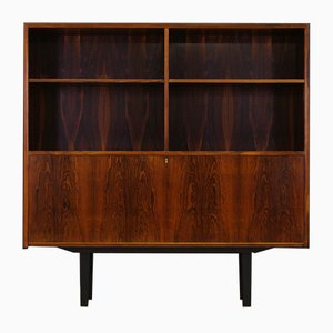 Vintage Rosewood Bookcase from Brouer Møbelfabrik, 1970s