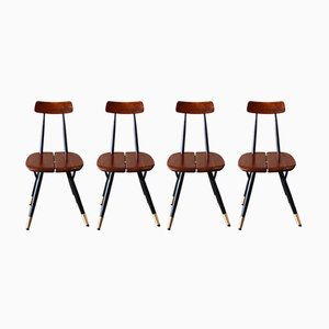 Pirkka Ash Chairs by Markus Friedrich Staab, 2019, Set of 4
