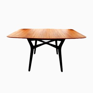 Compressed Wood Dining Table by E. Gomme for GPlan, 1960s