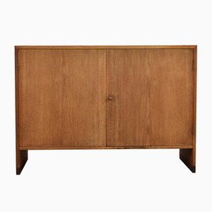 Scandinavian Modern Oak Cabinet by Hans J. Wegner for Ry Møbler, 1954