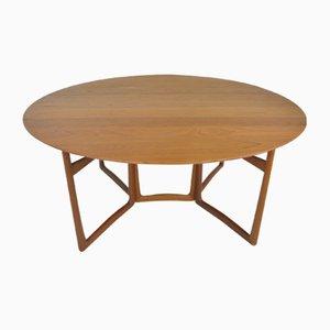 Gateleg table by Peter Hvidt & Orla Mölgaard-Nielsen for France & Søn / France & Daverkosen, 1950s